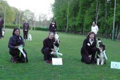 Siegerinnen Klasse 1